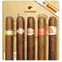 Coffret 5 cigares robustos