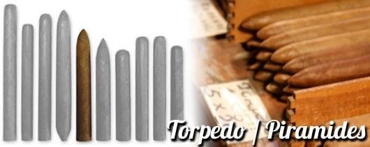 cigare Figurado / Torpedo