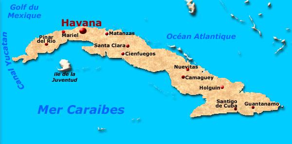 Cuba une terre à cigares