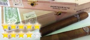 noter un cigare montecristo