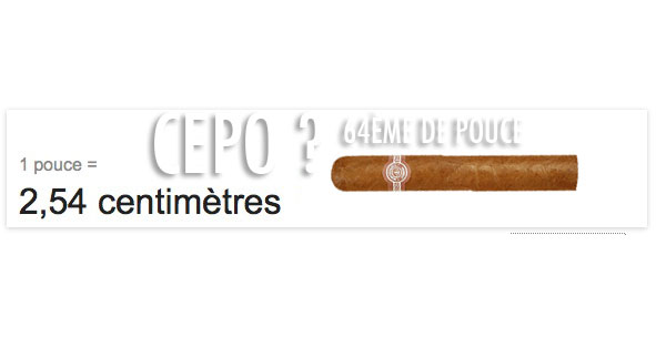 cigare cepo