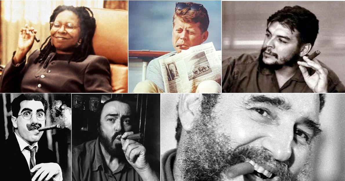 stars et cigares cubains