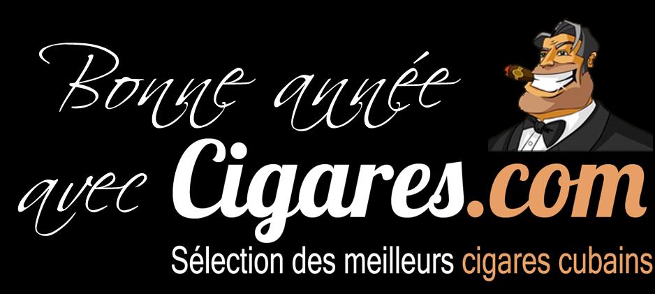 bonne année avec Cigares.com