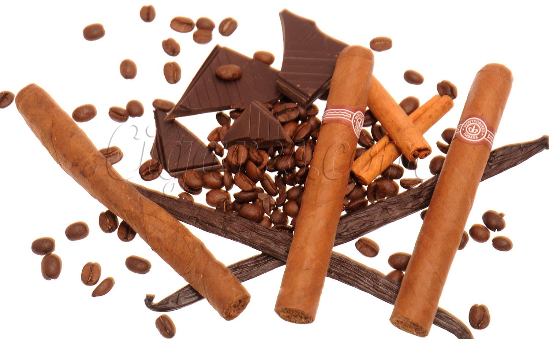 aromes des cigares