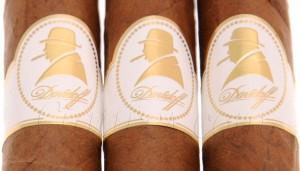 Bagues sur les cigares Davidoff