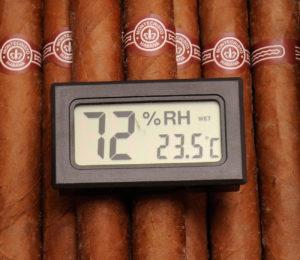 Quelle hygrométrie dans votre cave à cigares ?