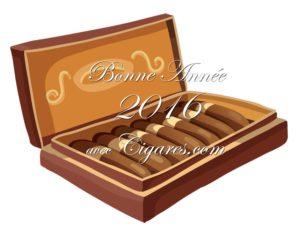 bonne année cigares