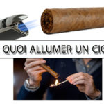 Avec quoi allumer son cigare ?