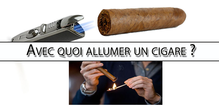 allumer cigare