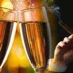 Cigare et Champagne
