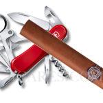 Le couteau suisse pour le cigare