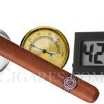 Régler ou calibrer un hygromètre pour les cigares