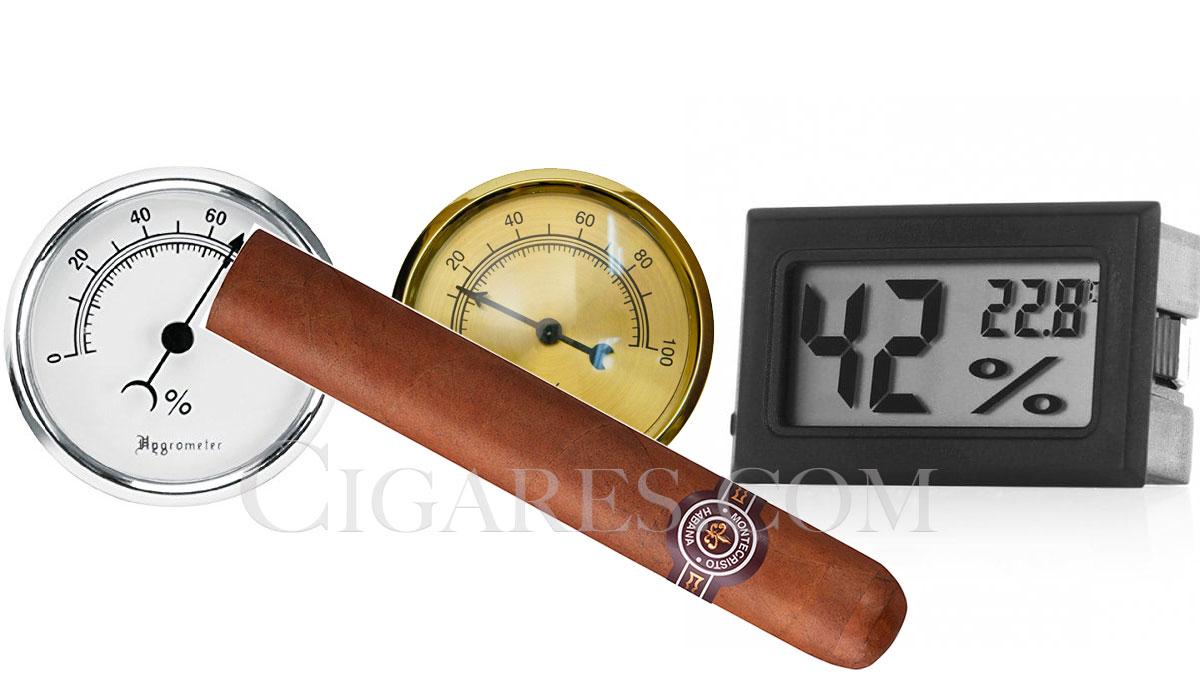 Hydrom/ètre pour cave /à cigare