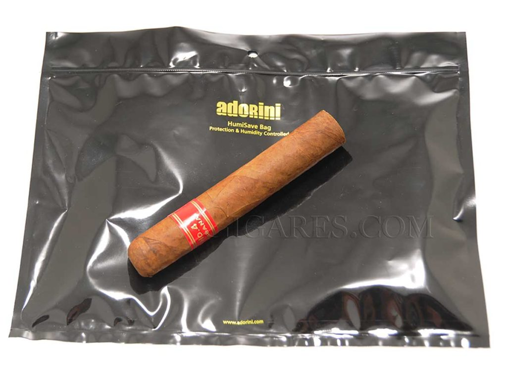 sac humidificateur cigare