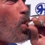 Quels cigares fume Arnold Schwarzenegger
