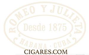 cigares romeo y julieta logo