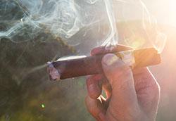 fumer cigare