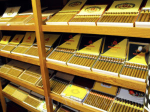 cigare à l'unité