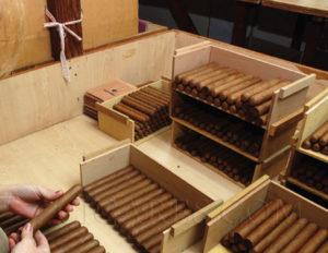 usine cigares