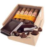 chocolat et cigare