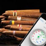 Conservation des cigares et température