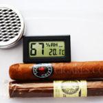 conserver cigare humidité et température