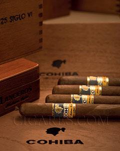 cigares Cohiba
