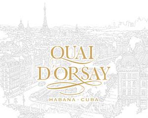 cigares quay d'orsay