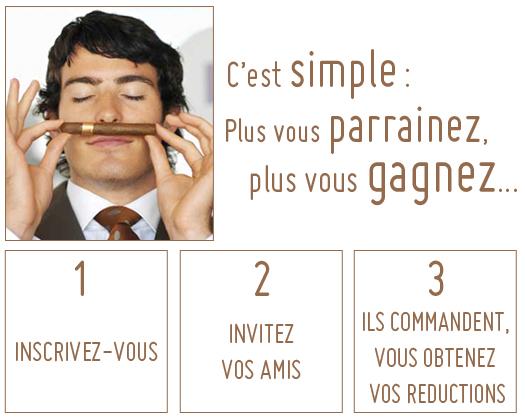 Parrainage Cigares.com
