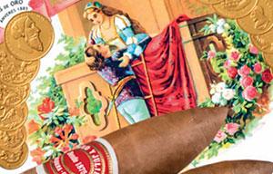 logo cigares romeo y julieta